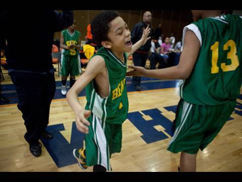 hoops - Meet Jaylin Fleming, a fifth-grader at Beasley Academic Center in Chicago, who is regarded by some as the most talented basketball player his age in the coun...