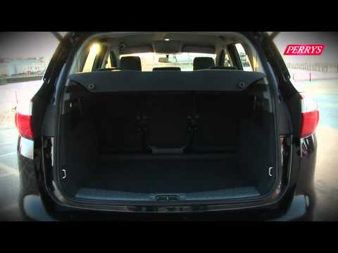 New Ford C-Max video review