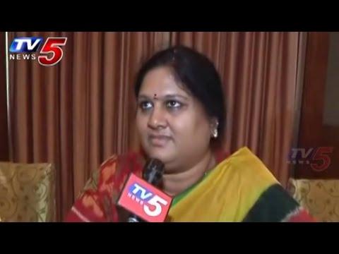 Kothapalli Geetha Attended TD-BJP Meet at Vijayawada : TV5 News