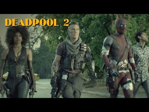 Deadpool 2 - Thanks You
