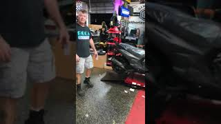 5. 2018 SYM LANCE CABO 200i