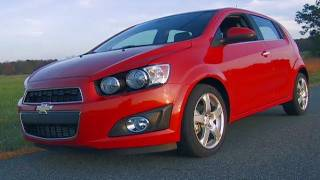 2012 Chevy Sonic LTZ Turbo Review / Test Drive = MPGomatic