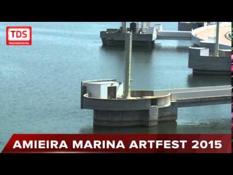 AMIEIRA MARINA ARTFEST 2015