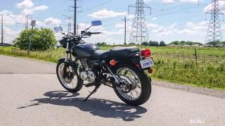 10. 2018 Suzuki Tu250x Review