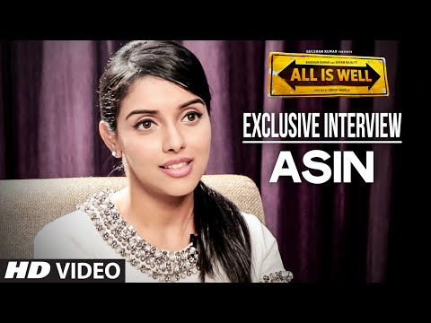 Exclusive: Asin Interview | All Is Well