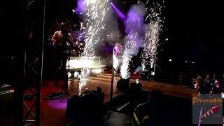 Bühnenpyrotechnik für Queen Real Tribute Band 31.07.2019
