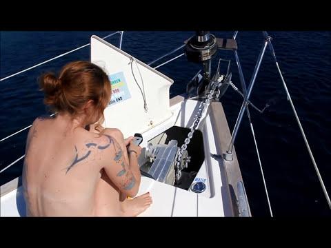 Segeln zur Insel Proizd