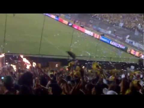 SUR OSCURA - CANTANDO X LA 14 VS nacional - Sur Oscura - Barcelona Sporting Club