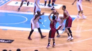Aguilar's Defense turns to Tenorio's Offense! | PBA Governors' Cup 2016