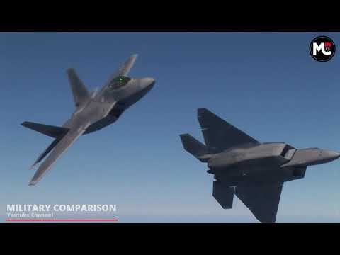 Why an F-22 Raptor Would Crush...