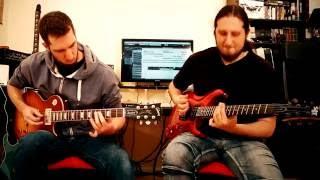 Aedan's Pentatonic + Major 3rd Jam - Guitar Lessons