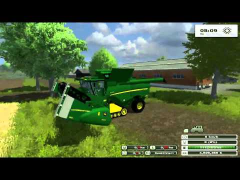 Farming Simulator 2013 John Deere S690i Pack | Perfect !