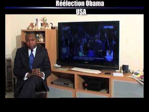 0 Election USA 2012 : Barack Obama rempile.