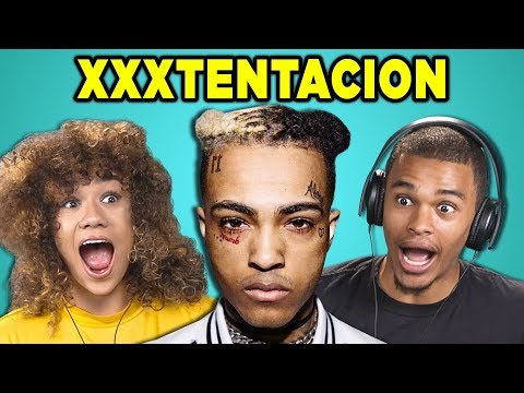 COLLEGE KIDS REACT TO XXXTENTACION