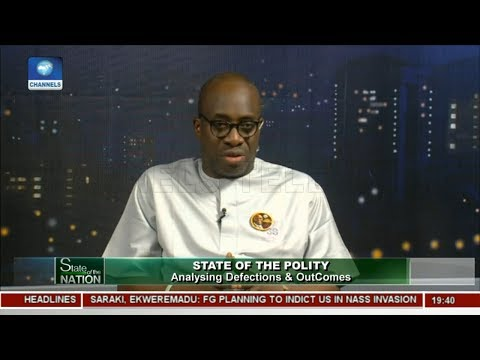 APC, PDP Members Disagree Over Mass Defections Pt 1 | State Of The Nation |