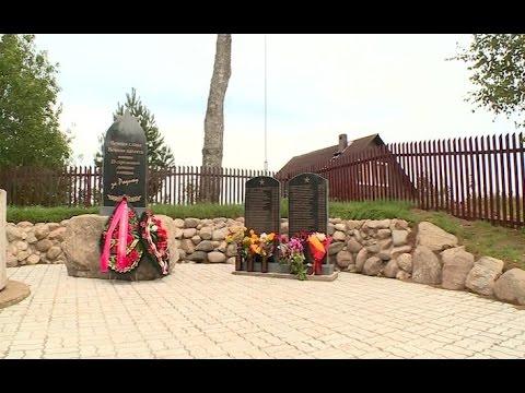 В Новгородской области начался осенний этап Вахты Памяти