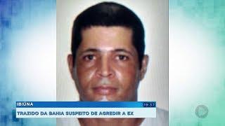 Suspeito de atacar a ex com um facão é trazido da Bahia pela polícia de Sorocaba