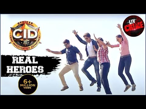 Abhijeet Loses His Memory | Part - 4 | C.I.D | सीआईडी | Real Heroes