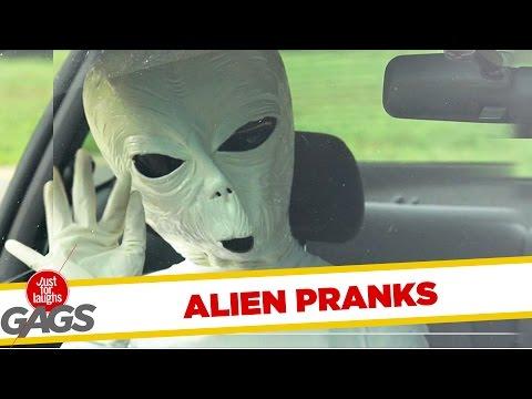 Tình Huống Hài Hước 2015 - Người ngoài hành tinh xuất hiện