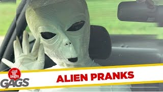 Alien Pranks - Best of Just For Laughs Gags, Just for laughs, Just for laughs gags, Just for laughs 2015