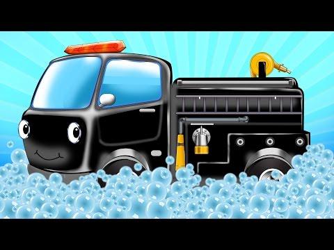 Fire Truck Wash
