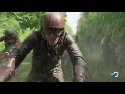 Corrida de mortecicletas | Harley-Davidson: A Série | Discovery Brasil