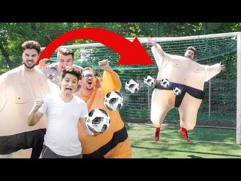 SUMO FOOTBALL CHALLENGE!
