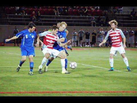 Lynchburg Men's Soccer vs Washington & Lee