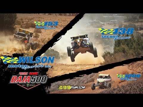 Wilson Motorsports- 2014 Baja 500 by 239Films
