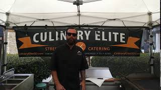 Culinary Elite Street Food & Catering