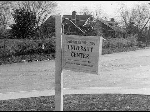 The History of George Mason University (Virginia Time Travel)