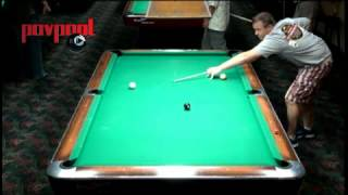 Dave Hemmah VS Jose Parica / Hard Times 9-Ball / Oct 2012