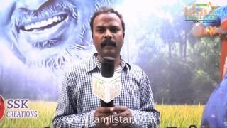 Poo Ganesan Speaks at Porkalathil Oru Poo Movie Audio Launch