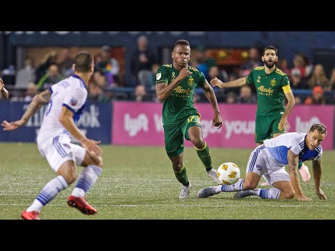 Video: MATCH HIGHLIGHTS | Portland Timbers 0, FC Dallas 0 | Sept. 29, 2018
