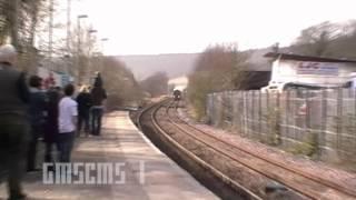 Dorking United Kingdom  city photos : VSOE Clan Line Coming Through Dorking West 3-3-12 (British Pullman)