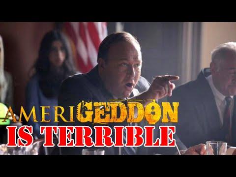AmeriGeddon, A Strange Doomsday Prepper Fantasy || Hannah and Jake Review