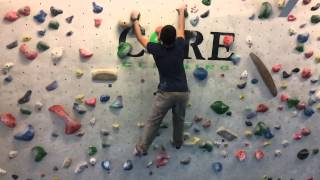 Binit - Double Dyno at Vauxwall by Louis Parkinson