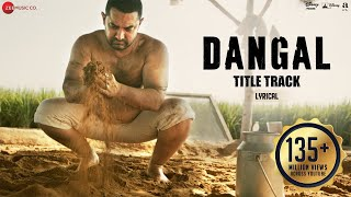 Nonton Dangal   Title Track   Lyrical Video   Dangal   Aamir Khan   Pritam   Amitabh B   Daler Mehndi Film Subtitle Indonesia Streaming Movie Download