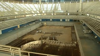 Video The Rio Olympics were only a year ago, but the venues look like they've been deserted for decades MP3, 3GP, MP4, WEBM, AVI, FLV September 2018
