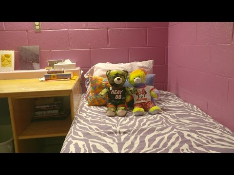 Inside look at a juvenile justice facility