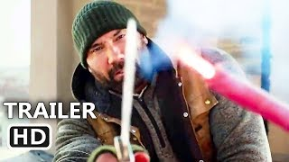 Nonton Bushwick Official Trailer  2017  Dave Bautista  Brittany Snow   Action Movie Hd Film Subtitle Indonesia Streaming Movie Download