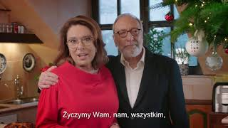 Małgorzata Kidawa-Błońska życzy wesołych świąt :)