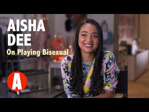 Aisha Dee on Playing Bisexual in The Bold Type | The Advocate