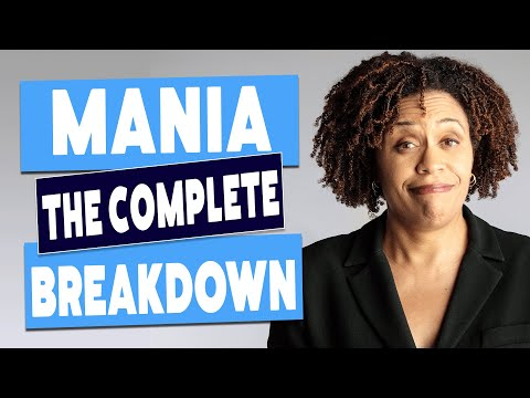 How To Tell what  Mania and Hypomania Really Look like