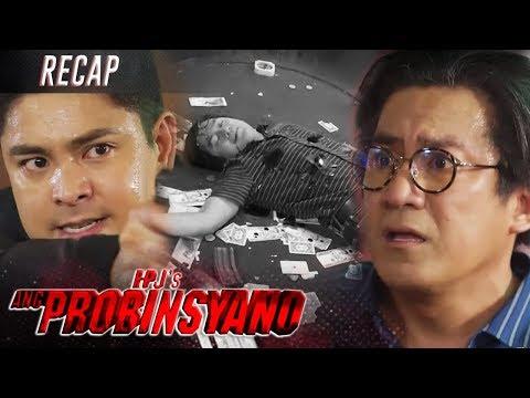 Cardo ends Stanley's life    FPJ's Ang Probinsyano Recap