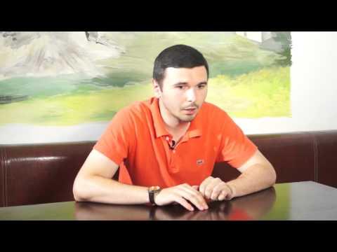 Андрей Косенко- начальник отдела по делам молодежи администрации г. Ростова-на-Дону
