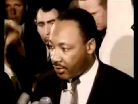 MLK sum's up rioting