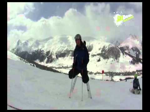 Ski- Back Flip
