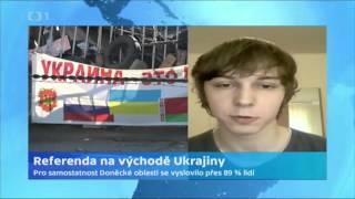 Referenda na východě Ukrajiny
