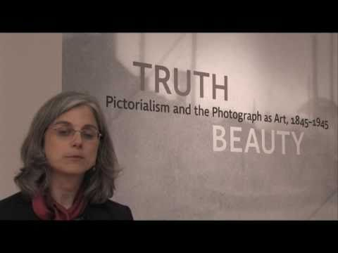 Video | TruthBeauty: Pictorialism and the Photograph as Art